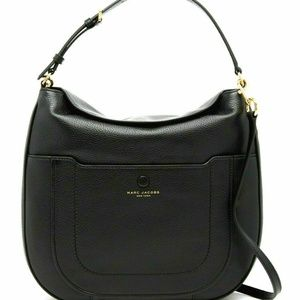 NWT MARC JACOBS EMPIRE CITY LEATHER SHOULDER BAG